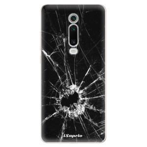 Silikonové odolné pouzdro iSaprio - Broken Glass 10 na mobil Xiaomi Mi 9T Pro