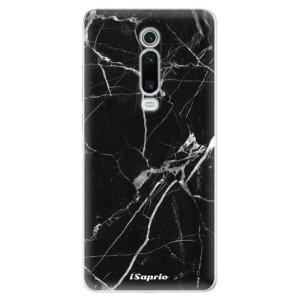 Silikonové odolné pouzdro iSaprio - Black Marble 18 na mobil Xiaomi Mi 9T Pro