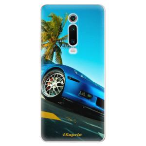 Silikonové odolné pouzdro iSaprio - Car 10 na mobil Xiaomi Mi 9T Pro
