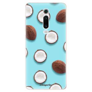 Silikonové odolné pouzdro iSaprio - Coconut 01 na mobil Xiaomi Mi 9T Pro