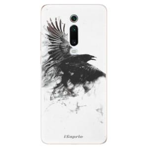 Silikonové odolné pouzdro iSaprio - Dark Bird 01 na mobil Xiaomi Mi 9T Pro