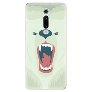 Silikonové odolné pouzdro iSaprio - Angry Bear na mobil Xiaomi Mi 9T Pro