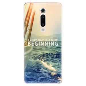 Silikonové odolné pouzdro iSaprio - Beginning na mobil Xiaomi Mi 9T Pro