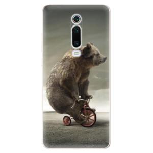 Silikonové odolné pouzdro iSaprio - Bear 01 na mobil Xiaomi Mi 9T Pro