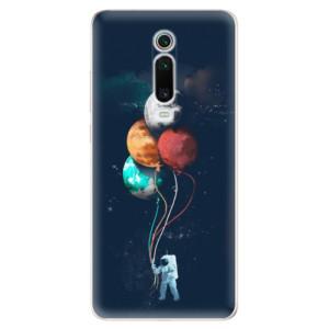 Silikonové odolné pouzdro iSaprio - Balloons 02 na mobil Xiaomi Mi 9T Pro