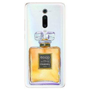 Silikonové odolné pouzdro iSaprio - Chanel Gold na mobil Xiaomi Mi 9T Pro