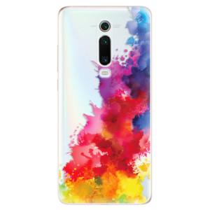 Silikonové odolné pouzdro iSaprio - Color Splash 01 na mobil Xiaomi Mi 9T Pro