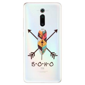 Silikonové odolné pouzdro iSaprio - BOHO na mobil Xiaomi Mi 9T Pro