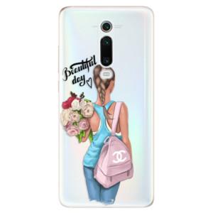 Silikonové odolné pouzdro iSaprio - Beautiful Day na mobil Xiaomi Mi 9T Pro