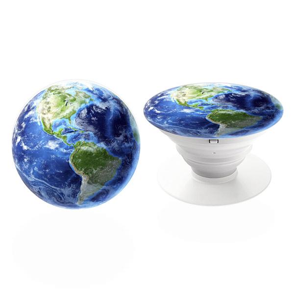 PopSocket iSaprio – Earth 01 držák na mobil / mobil držka