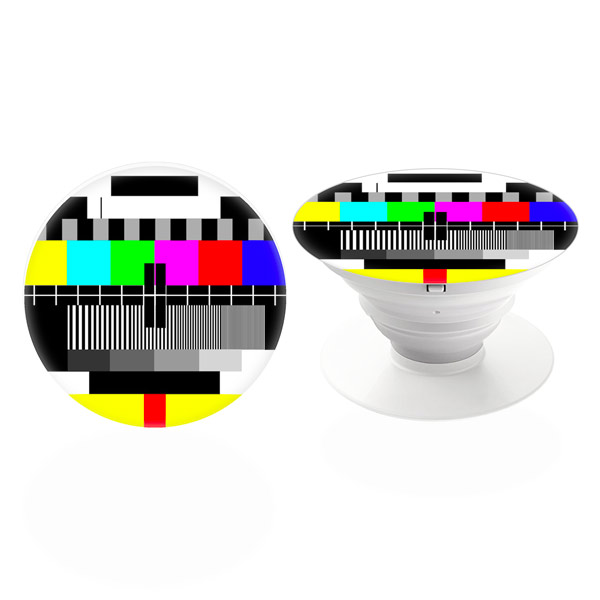 PopSocket iSaprio – No Signal držák na mobil / mobil držka