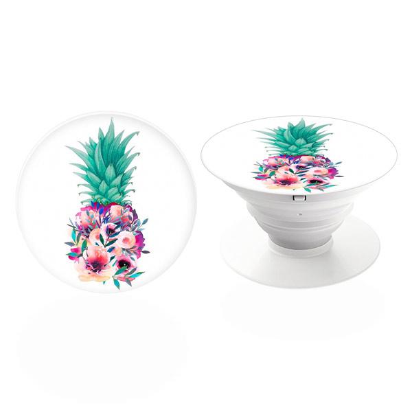 PopSocket iSaprio – Pineapple 8 držák na mobil / mobil držka