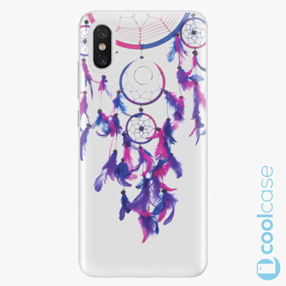 Plastový kryt iSaprio Fresh - Dreamcatcher 01 na mobil Xiaomi Mi 8