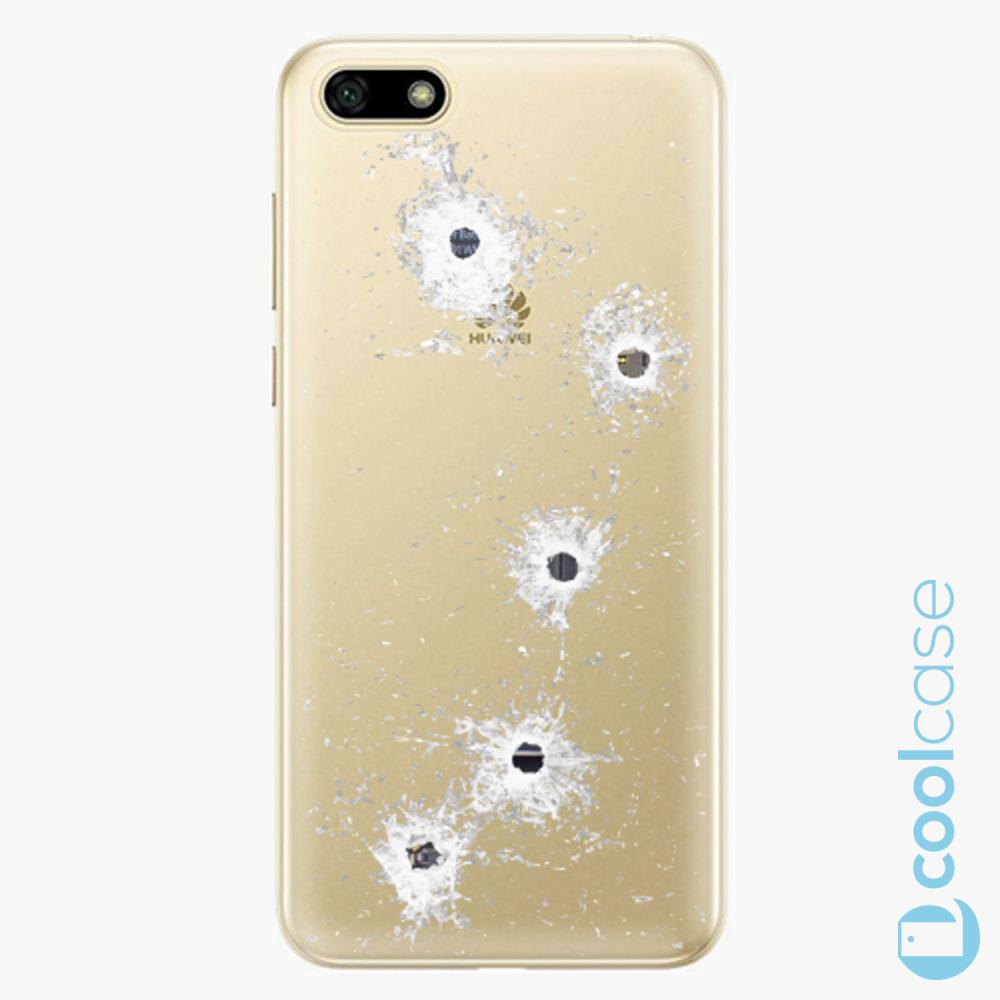 Plastový kryt iSaprio Fresh - Gunshots na mobil Huawei Y5 2018 / Honor 7S