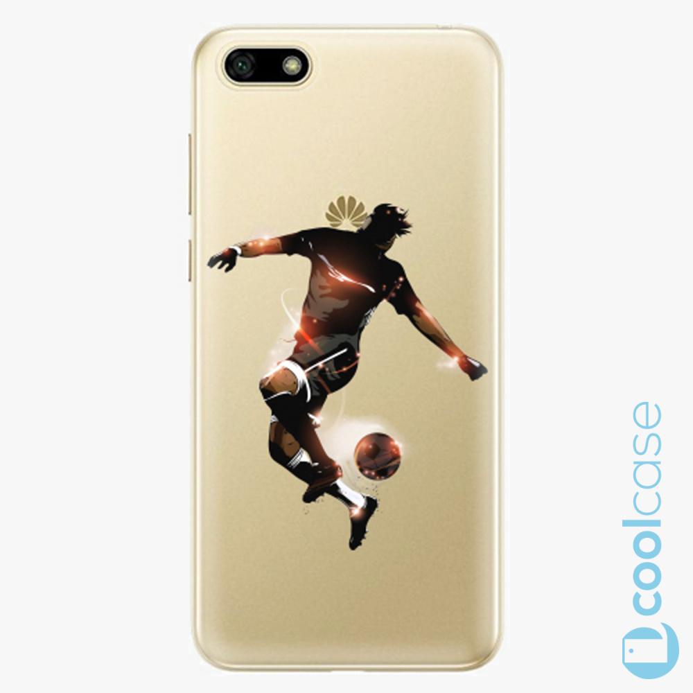 Plastový kryt iSaprio Fresh - Fotball 01 na mobil Huawei Y5 2018 / Honor 7S