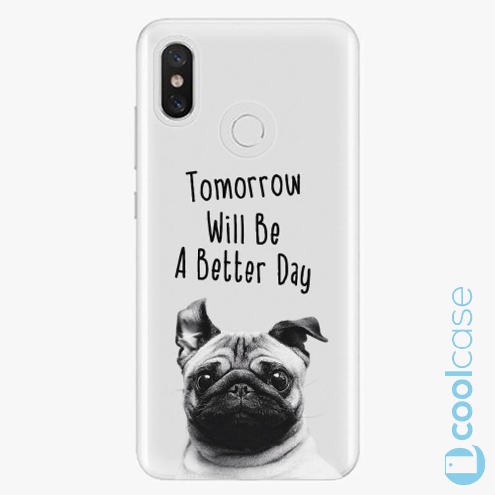 Plastový kryt iSaprio Fresh - Better Day 01 na mobil Xiaomi Mi 8