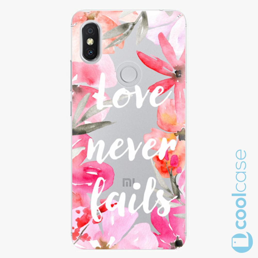 Plastový kryt iSaprio Fresh - Love Never Fails na mobil Xiaomi Redmi S2