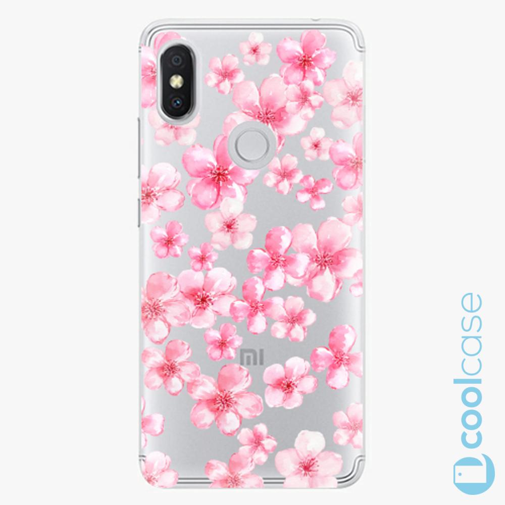 Plastový kryt iSaprio Fresh - Flower Pattern 05 na mobil Xiaomi Redmi S2
