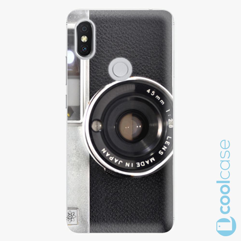 Plastový kryt iSaprio Fresh - Vintage Camera 01 na mobil Xiaomi Redmi S2