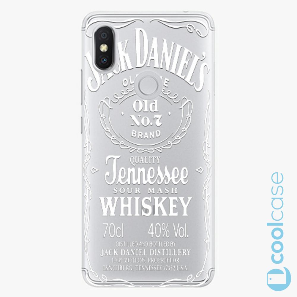 Plastový kryt iSaprio Fresh - Transparent White Jack na mobil Xiaomi Redmi S2