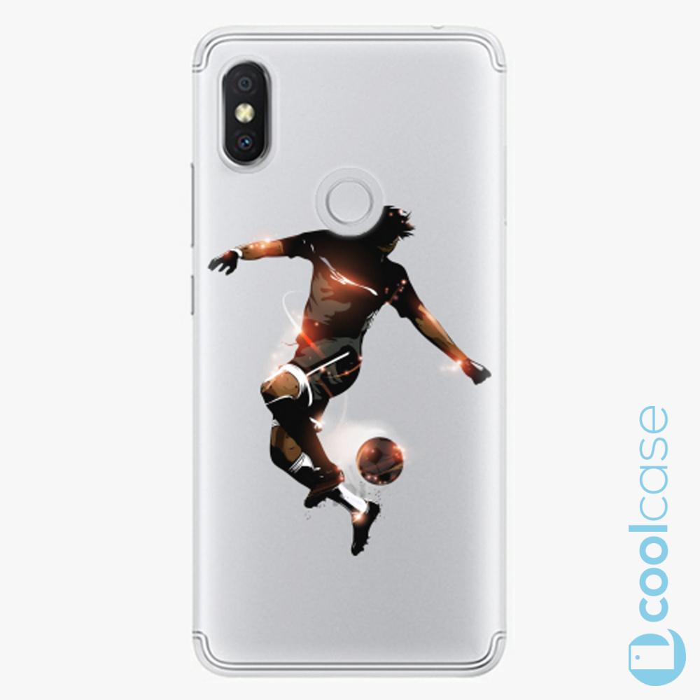 Plastový kryt iSaprio Fresh - Fotball 01 na mobil Xiaomi Redmi S2