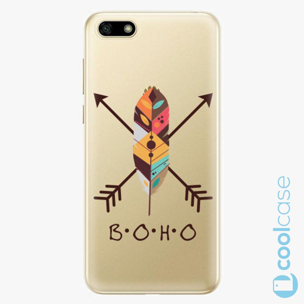 Plastový kryt iSaprio Fresh - BOHO na mobil Huawei Y5 2018 / Honor 7S