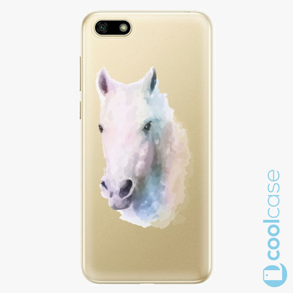 Plastový kryt iSaprio Fresh - Horse 01 na mobil Huawei Y5 2018 / Honor 7S