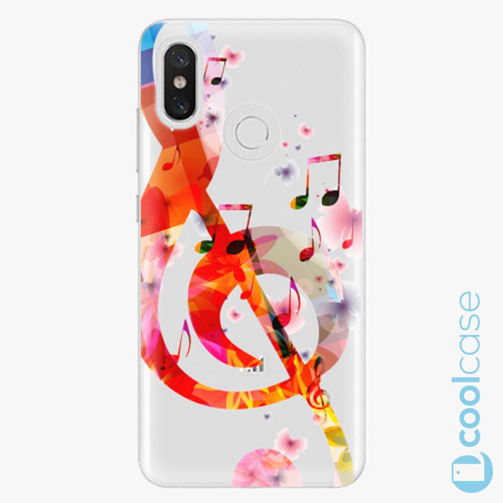 Plastový kryt iSaprio Fresh - Music 01 na mobil Xiaomi Mi 8