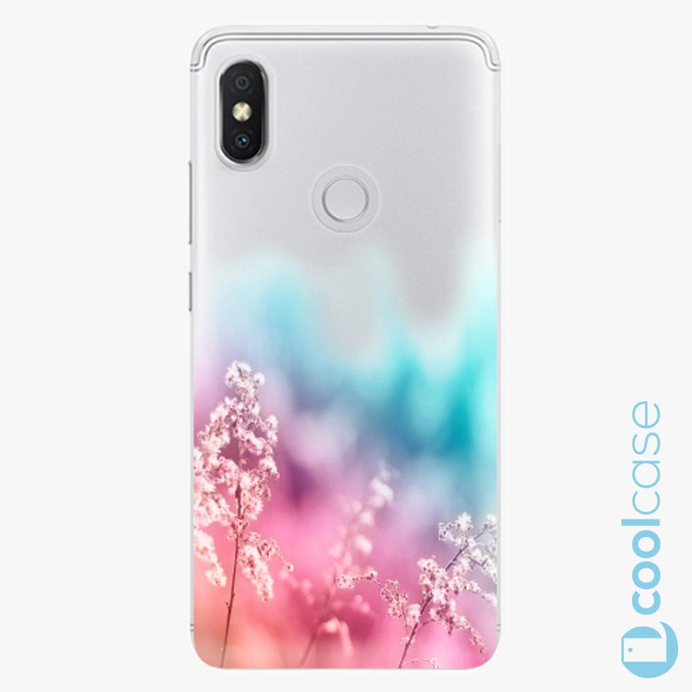 Plastový kryt iSaprio Fresh - Rainbow Grass na mobil Xiaomi Redmi S2