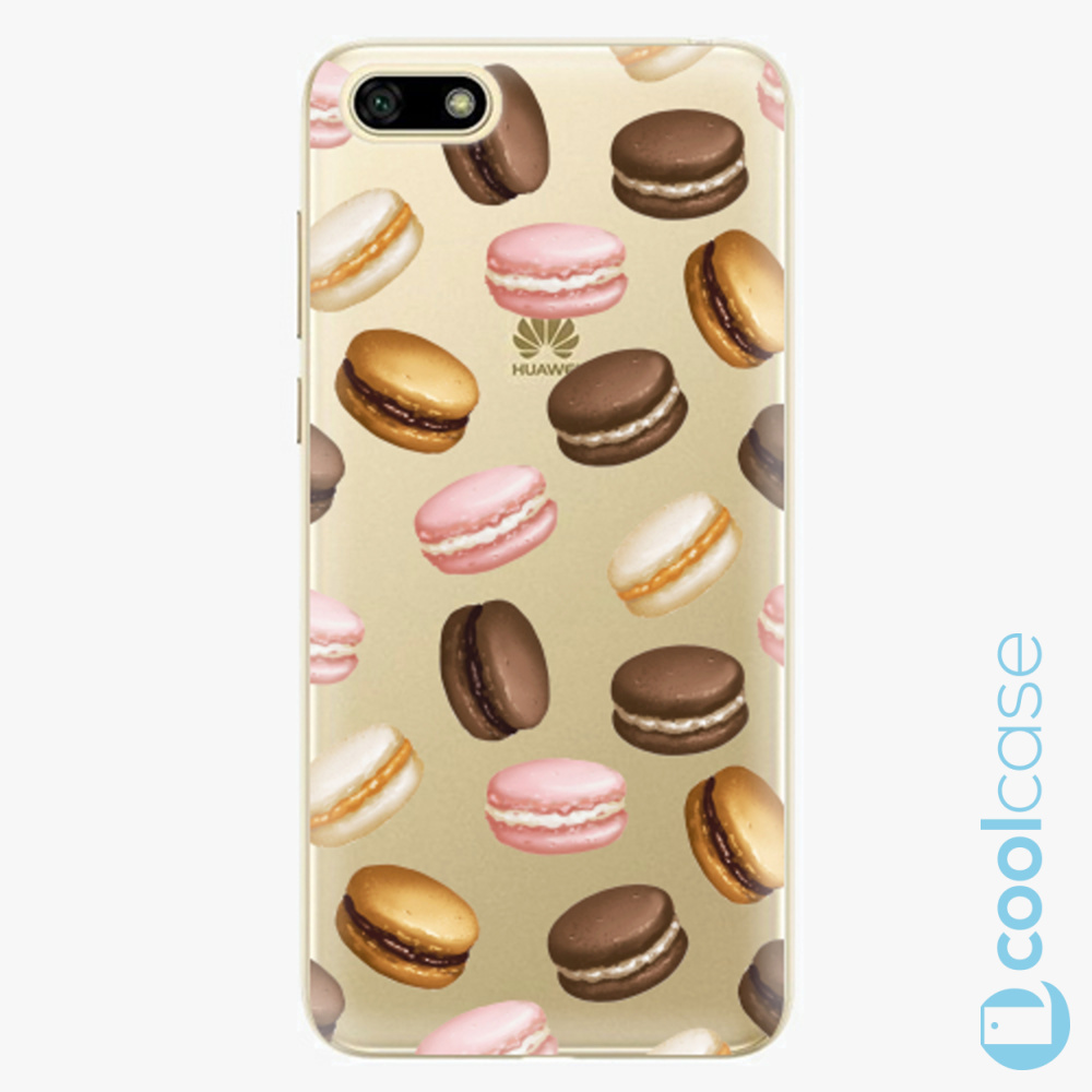 Plastový kryt iSaprio Fresh - Macaron Pattern na mobil Huawei Y5 2018 / Honor 7S