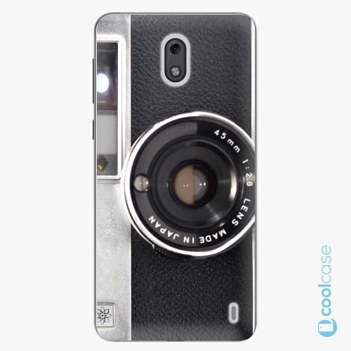 Plastové pouzdro iSaprio Fresh - Vintage Camera 01 na mobil Nokia 2