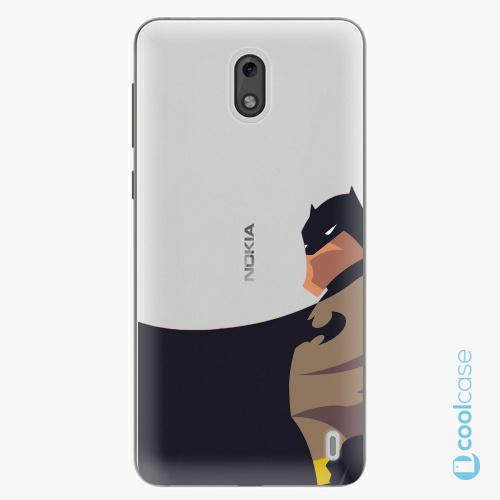 Plastové pouzdro iSaprio Fresh - BaT Comics na mobil Nokia 2