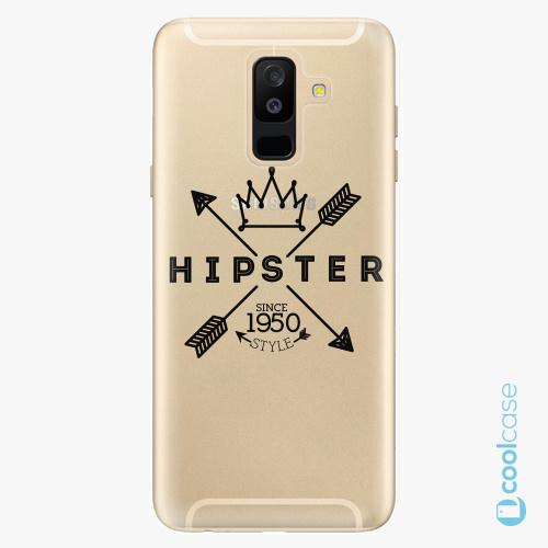 Plastové pouzdro iSaprio Fresh - Hipster Style 02 na mobil Samsung Galaxy A6 Plus