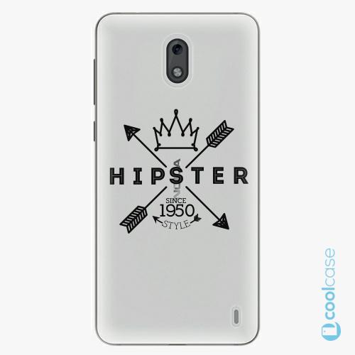 Plastové pouzdro iSaprio Fresh - Hipster Style 02 na mobil Nokia 2