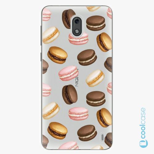 Plastové pouzdro iSaprio Fresh - Macaron Pattern na mobil Nokia 2