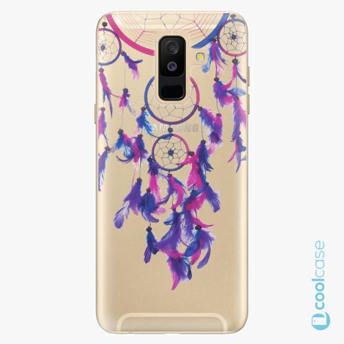 Plastové pouzdro iSaprio Fresh - Dreamcatcher 01 na mobil Samsung Galaxy A6 Plus