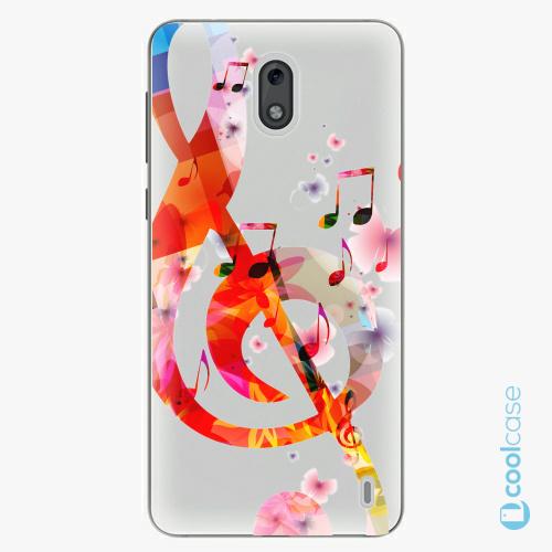 Plastové pouzdro iSaprio Fresh - Music 01 na mobil Nokia 2