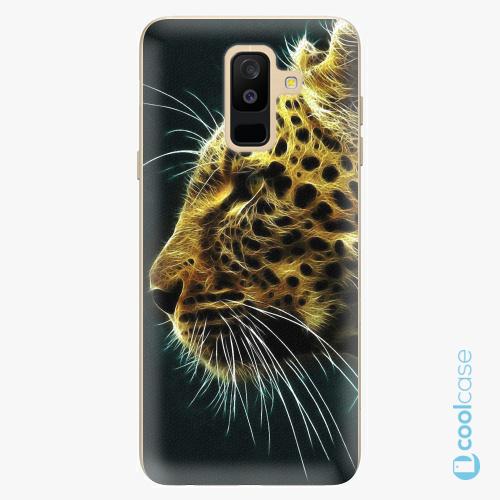 Plastové pouzdro iSaprio Fresh - Gepard 02 na mobil Samsung Galaxy A6 Plus