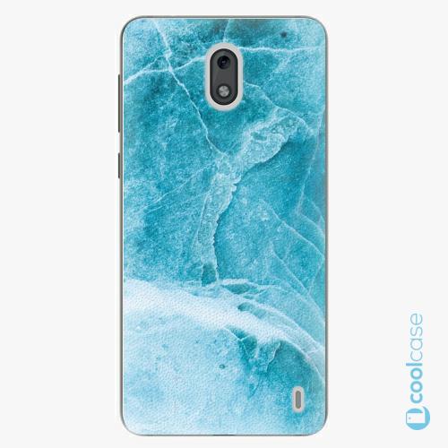 Plastové pouzdro iSaprio Fresh - Blue Marble na mobil Nokia 2