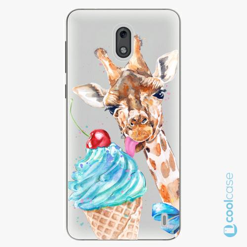 Plastové pouzdro iSaprio Fresh - Love Ice Cream na mobil Nokia 2