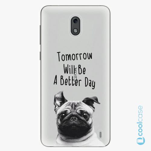 Plastové pouzdro iSaprio Fresh - Better Day 01 na mobil Nokia 2