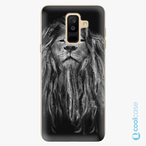 Plastové pouzdro iSaprio Fresh - Smoke 01 na mobil Samsung Galaxy A6 Plus