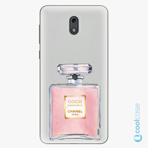 Plastové pouzdro iSaprio Fresh - Chanel Rose na mobil Nokia 2