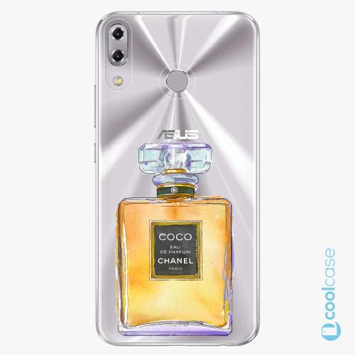 Plastové pouzdro iSaprio Fresh - Chanel Gold na mobil Asus ZenFone 5 ZE620KL