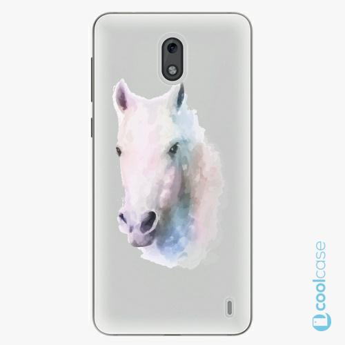 Plastové pouzdro iSaprio Fresh - Horse 01 na mobil Nokia 2