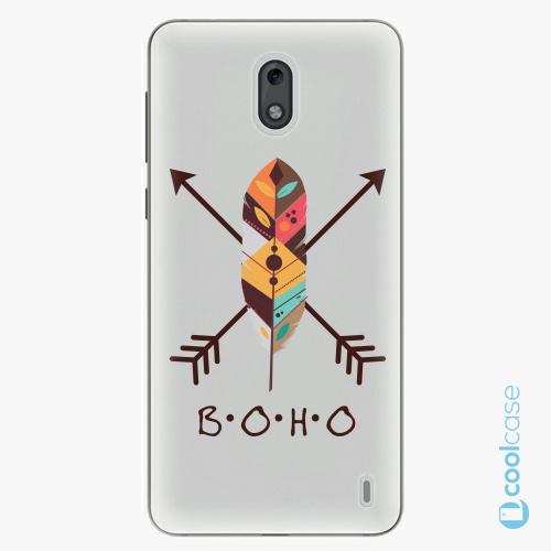 Plastové pouzdro iSaprio Fresh - BOHO na mobil Nokia 2