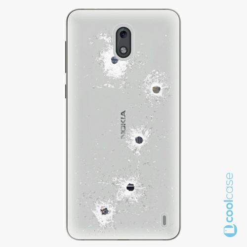 Plastové pouzdro iSaprio Fresh - Gunshots na mobil Nokia 2