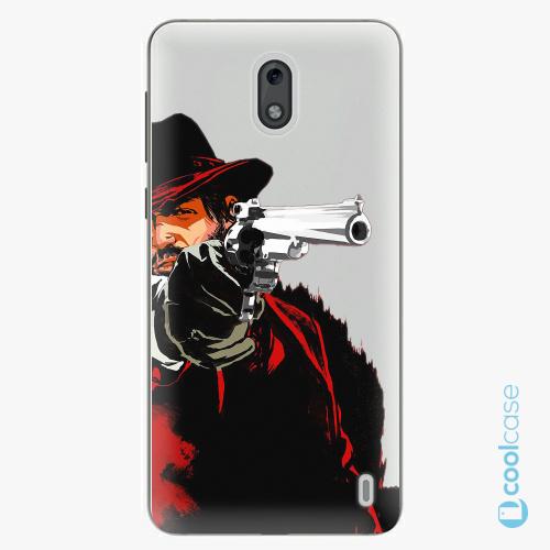 Plastové pouzdro iSaprio Fresh - Red Sheriff na mobil Nokia 2