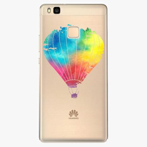 Silikonové pouzdro iSaprio - Flying Baloon 01 na mobil Huawei P9 Lite
