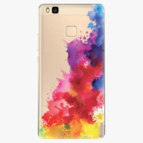 Silikonové pouzdro iSaprio - Color Splash 01 na mobil Huawei P9 Lite